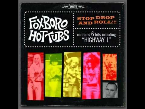 Foxboro Hot Tubs - Red Tide