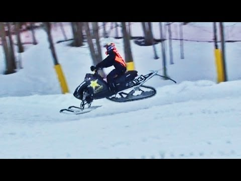 Snowcross Racing!
