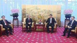 Tin Mới Nhất: Đồng chí Trần Quốc Vượng thăm Trung Quốc