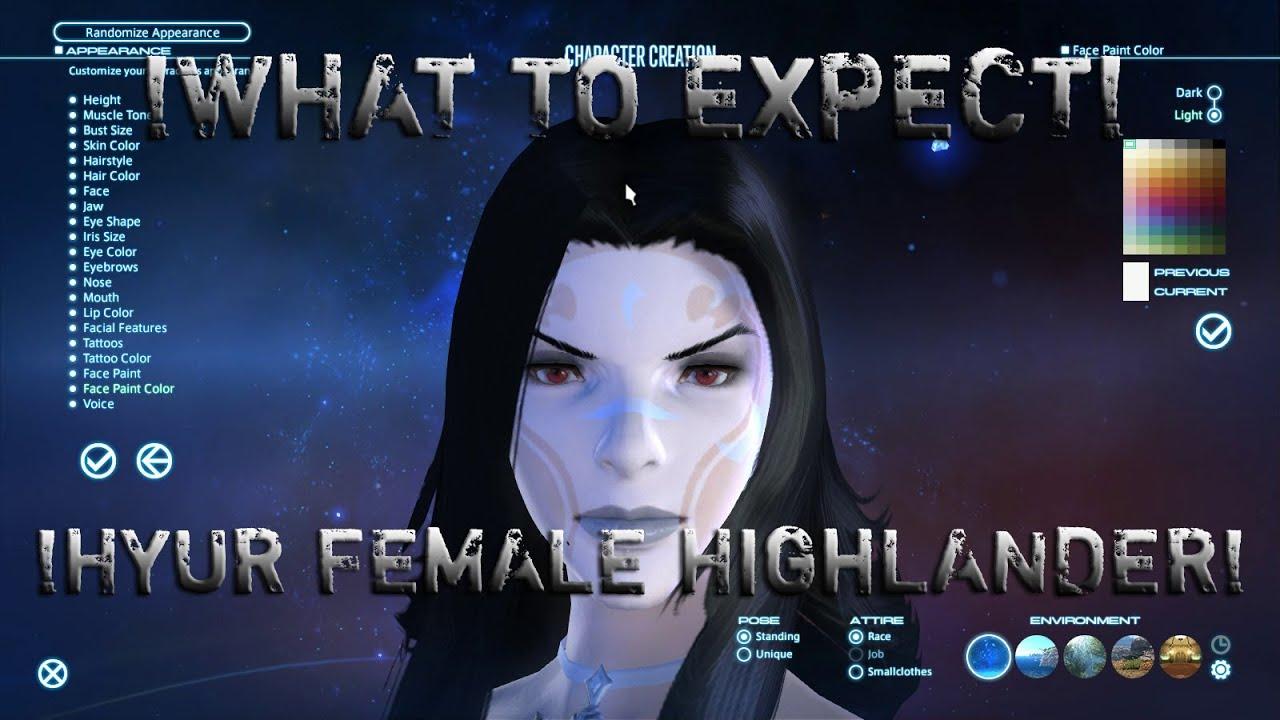 Final fantasy xiv hyur female - photo#20