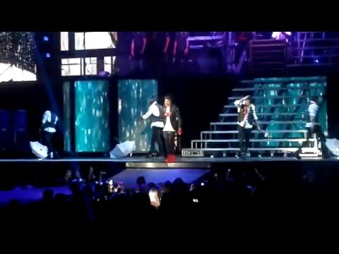 Justin Bieber - Love Me Like You Do in San Antonio, TX 1-12-13 - BELIEVE TOUR 2013
