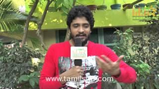 Vasistha At Karaiyoram Movie Team Interview