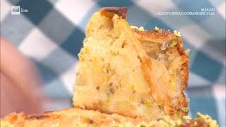 La mia torta di mele - E' sempre Mezzogiorno 15/03/2021