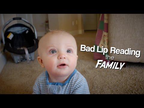 Bad lip reading 6 year old