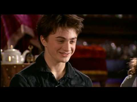 Harry Potter and the Prisoner of Azkaban Interview