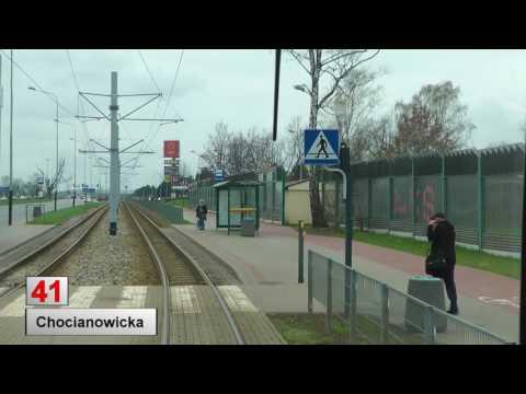 Tramwaje Łódź Linia 41