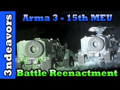 Arma 3 - 15th MEU - Battle of Fallujah