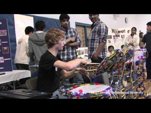 Senior Exhibition- Robofest MI Regional 2012