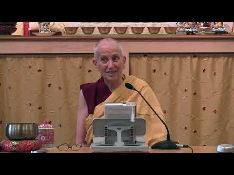 51 Approaching the Buddhist Path: Faith, Purification and Merit 08-16-19