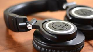 Audio-Technica ATH-M50 - Tech I Like