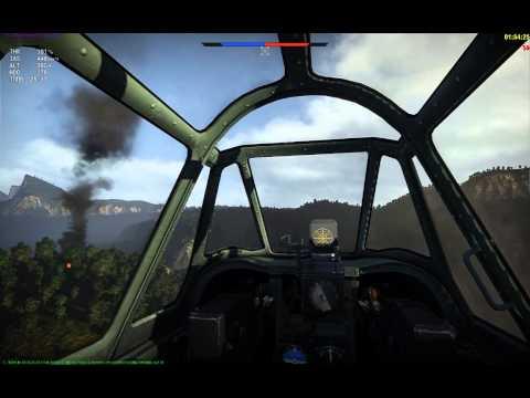 WarThunder SB Duels 2013.12.22 A6M3