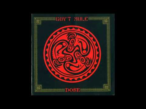 Govt Mule - Larger Than Life