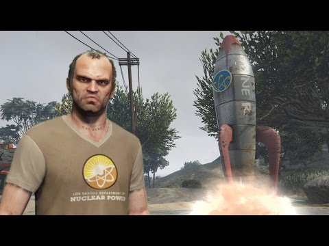 MORE PROOF! Trevor Has A Connection With Nuclear Power! (GTA 5 Easter Eggs And Secrets)