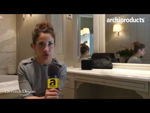 DEVON & DEVON | Teresa Tanini | Archiproducts Design Selection - Salone del Mobile Milano 2015