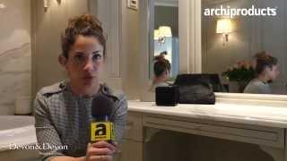 DEVON & DEVON | Teresa Tanini | Archiproducts Design Selection - Salone del Mobile Milano 2015