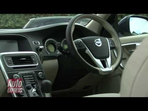 Volvo S60 vs Audi A4 vs BMW 3 Series review - Auto Express