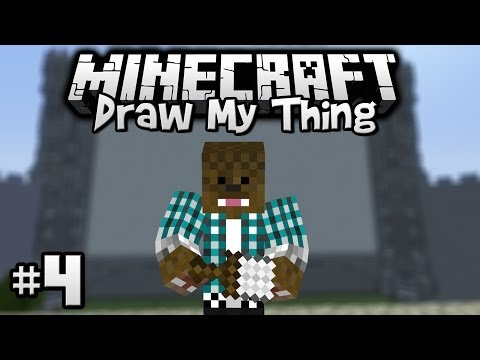 Minecraft - Draw My Thing ! [ep.4] video