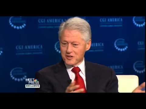 Bill Clinton: Hillary 'Not Out Of Touch,' Dead Broke Comment 'Factually True'