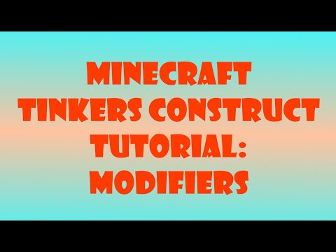 how to make tinkers construct tools