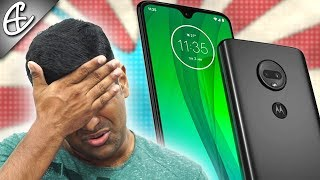 Moto G7 - From Bad to Worse?