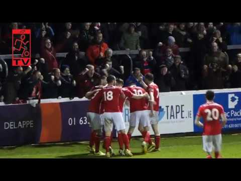 Goals! (vs Cork City 20/10/2017)