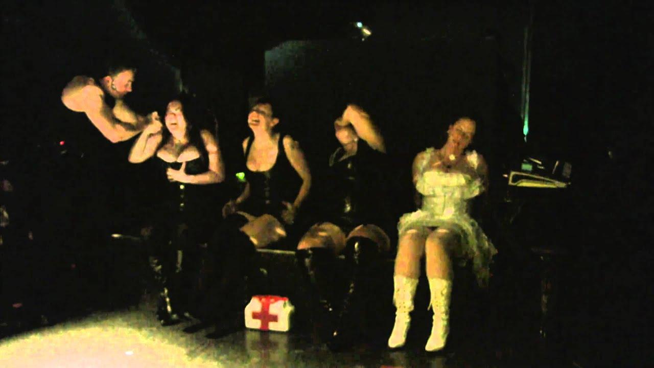 Was Hypnotist show erotic