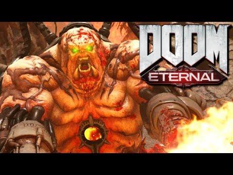 DOOM Eternal Gameplay Deutsch #19 - Einmal durch die Mitte