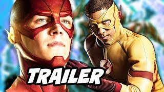 The Flash Season 3 Trailer Breakdown