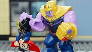 Lego Infinity War: Thanos vs Doctor Strange