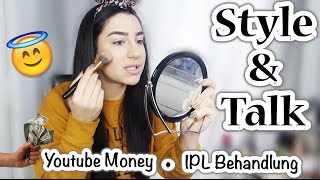 Youtube als HAUPTBERUF? 🤔 Style and Talk #1 - Ebru Acikyol