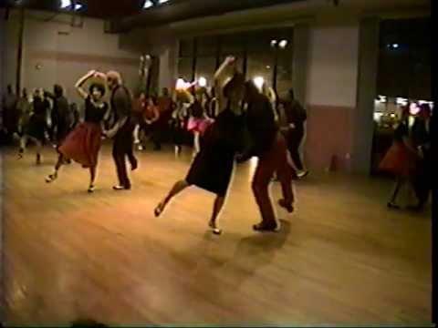 Swing Dance San Diego - Lindy Hop San Diego