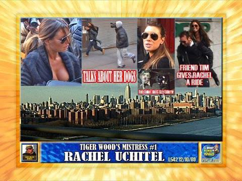 rachel uchitel tiger woods mistresses. TIGER WOODS#39; MISTRESS #1 RACHEL UCHITEL