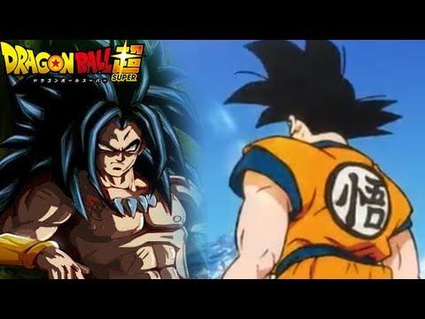 Dragon Ball Super Movie 2018 GOKU VS YAMOSHI!! SAIYAN VILLAIN  Dragon Ball Super Movie 2018 TRAILER!