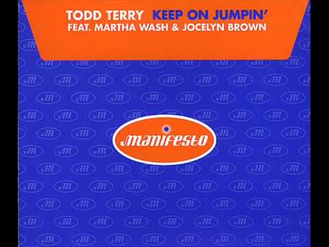 Todd Terry - Keep On Jumpin (Tee's Freeze Remix).wmv