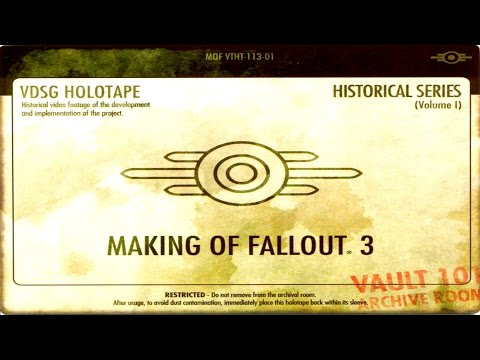 The Making of Fallout 3
