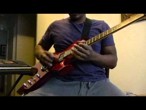 Guitar Shred by Rodney E. Jones of