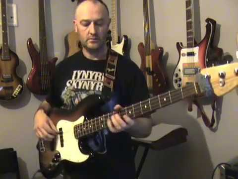 Boogie Wonderland Bass Playalong