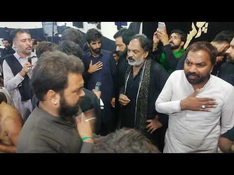 Baba Main Rul Gayyan - Ustad Abid Nasir Jhang - Jamia Imam Sadiq Islamabad