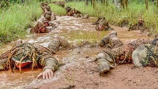 Army Sniper School ? Rifle Familiarization/Ghillie Suit Camouflage/Stalking
