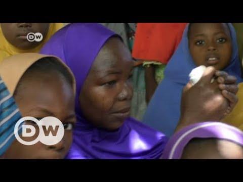 Boko Haram frees abducted Nigerian schoolgirls | DW English