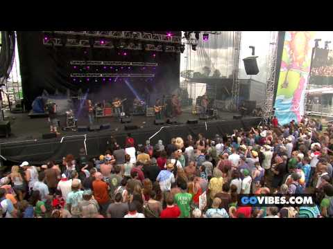 "Railroad Earth performs ""Lovin' You"" at Gathering of the Vibes Music Festival 2013"