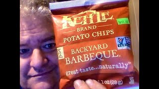 Kettle Brand Backyard Barbecue Potato Chips & my history with Kettle Brand