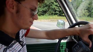 Simca 1100 GLS ride