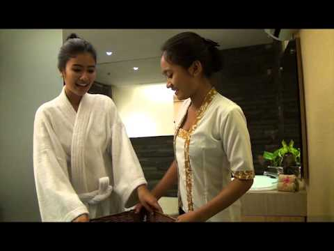 BEST WESTERN - Bali Dairy Travel - Part 5 (Bhuvana Spa)