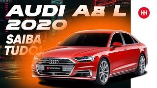 TESTE: AUDI A8 L, O CARRO MAIS TECNOLÓGICO DA AUDI - SALÃO DO AUTOMÓVEL 2018