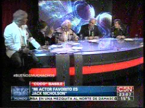 C5N - BUENOS MUCHACHOS: PROGRAMA 28/09/2013 DESDE EL HIPODROMO DE PALERMO (PARTE 1)