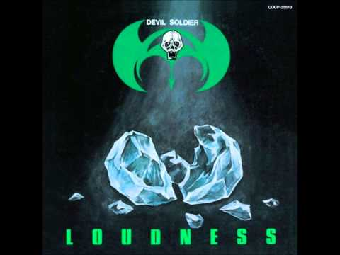 Loudness - Angel Dust