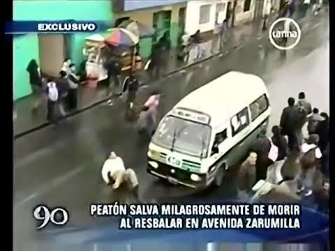 Accidentes de. Transito en Lima y Callao II