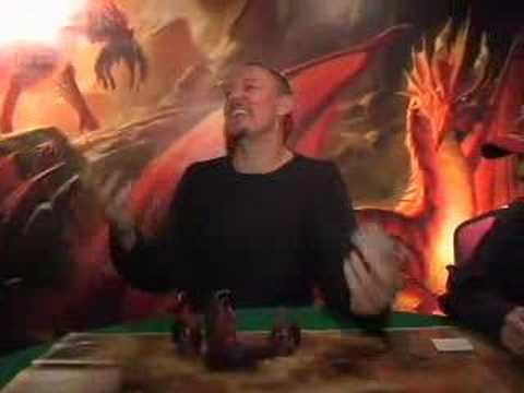 Matthew Lillard Plays Dungeons & Dragons