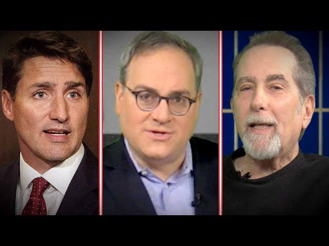 Ezra Levant Trudeau checking Canadians credit records?